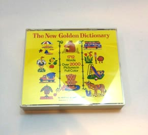 The New Golden Dictionary(CD音声ダウンロード)Audio CD download